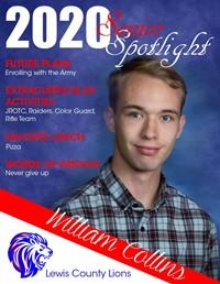 William Collins - Class of 2020
