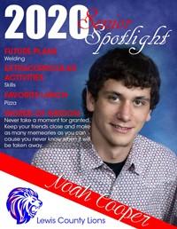 Noah Cooper - Class of 2020