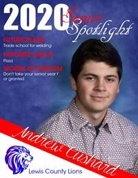 Andrew Cushard - Class of 2020