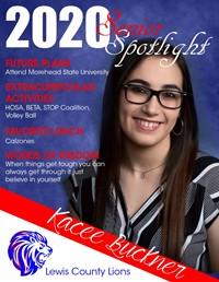 Kacee Buckner - Class of 2020