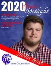 Justin Bond - Class of 2020