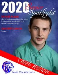 Caleb Wilson - Class of 2020
