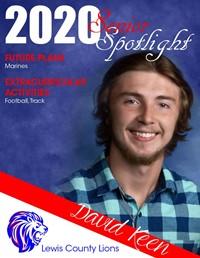 David Keen - Class of 2020