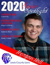 Morgan Hall - Class of 2020