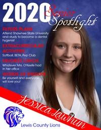 Jessica Lawhun - Class of 2020